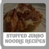 Stuffed Jumbo Noodle Recipes icon