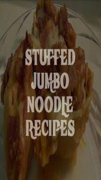 Stuffed Jumbo Noodle Recipes poster