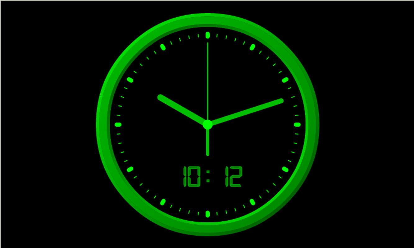 Analog Clock 7 Mobile Apk Download Free Tools App For