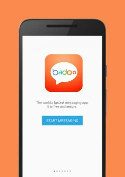 Messenger and Chat for Badoo poster