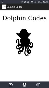 Dolphin Codes poster