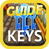 Guide Keys for Subway Surfer icon