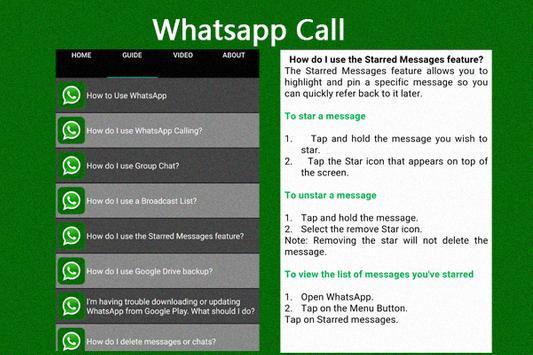 Messenger for Whatsapp Guides apk screenshot