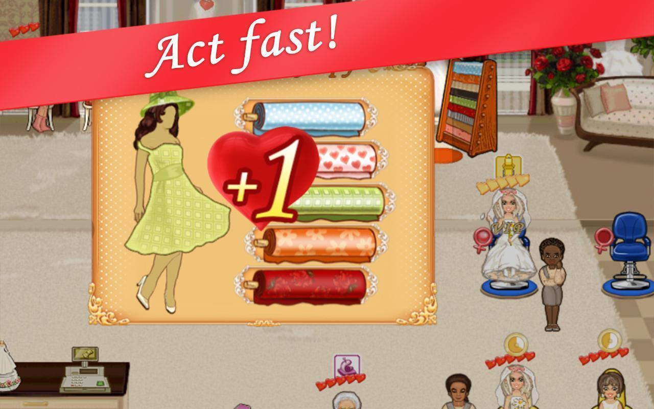 Wedding salon apk download free simulation game for for Salon games free download