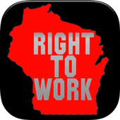 Wisconsin Right To Work Bill icon