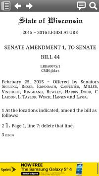 Wisconsin Right To Work Bill apk screenshot