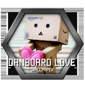 3D Danboard Love icon
