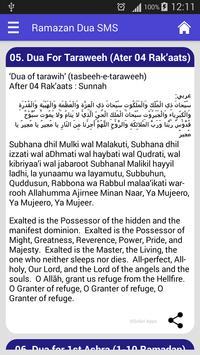 Ramazan SMS apk screenshot