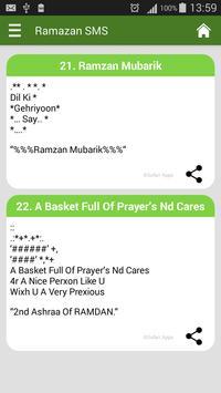 Ramazan Alert Calendar apk screenshot