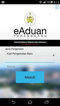eAduan Terengganu poster