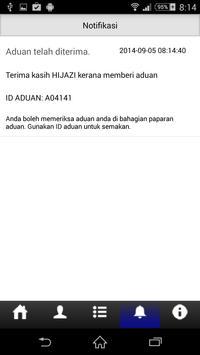 eAduan Terengganu apk screenshot