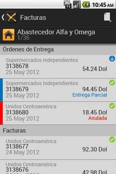 eXigoREP DMA apk screenshot