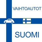 Vaihtoautot Suomi icon