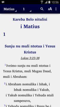 Alkitab Kaili-Ledo poster
