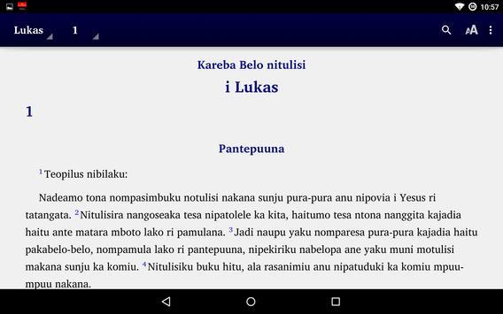 Alkitab Kaili-Ledo apk screenshot