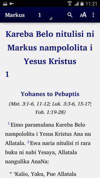 Alkitab Tado poster