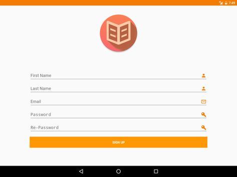 Library Management App (Unreleased) apk screenshot