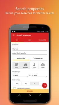 Sulekha Property & Rentals apk screenshot