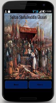 Sultan Shahabuddin Ghauri poster