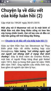 Bi An The Gioi - 1001 Bi An apk screenshot
