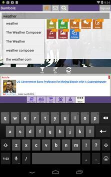 Sumbola apk screenshot