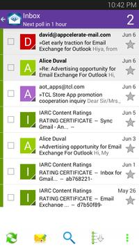 Sync Yahoo Mail - Email App apk screenshot