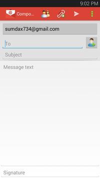 Inbox for Gmail App apk screenshot