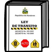 Ley de Tránsito Honduras icon