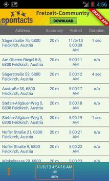 Track My Locations apk screenshot