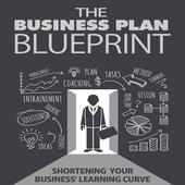Business Plan Blueprint icon