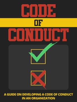 Code of Conduct apk screenshot