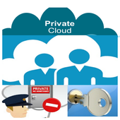 Private Cloud Hosting icon