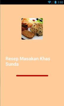 Resep Masakan Khas Sunda apk screenshot