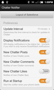 Chatter Notifier poster