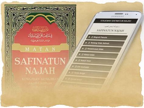 Kitab Terjemah Safinatun Najah poster