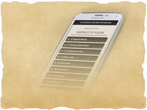 Kitab Terjemah Safinatun Najah apk screenshot