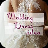 Wedding dress ideas icon