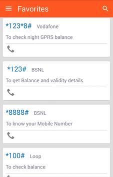 India USSD Codes apk screenshot