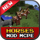 Horse MOD For MCPE.* icon