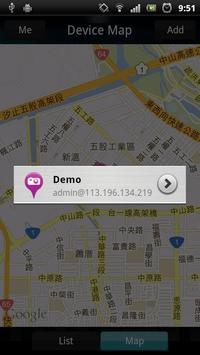 IPcamWatcher apk screenshot