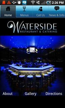 Waterside Restaurant poster