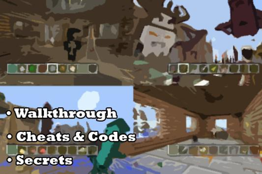 Walkthrough for Minecraft poster