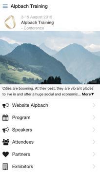 Alpbach poster