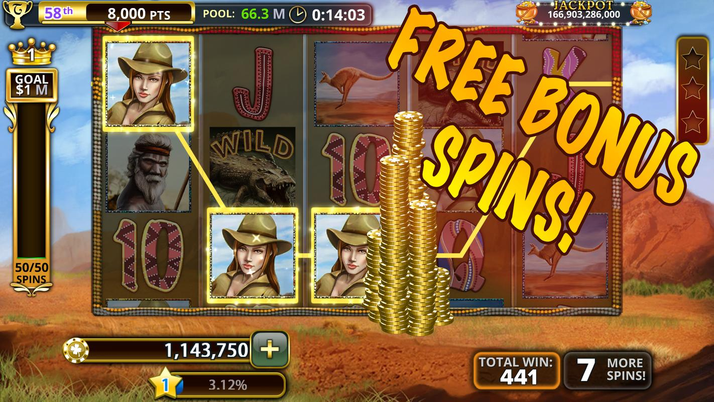 free slot games with bonus