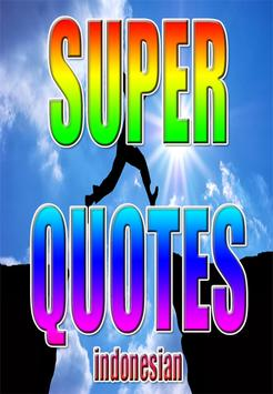 Super Quotes Indonesian apk screenshot