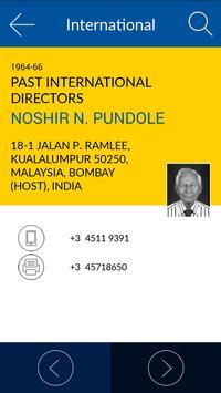Lions Clubs Int District 322B1 apk screenshot