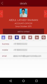 SEPL Team Directory apk screenshot