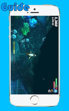New Guide For Hungry Shark apk screenshot