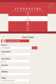 Restaurant Manager apk screenshot