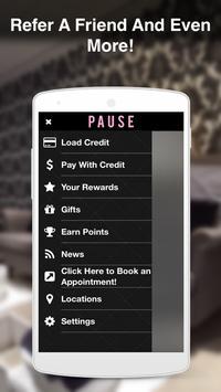Pause Beauty Boutique apk screenshot